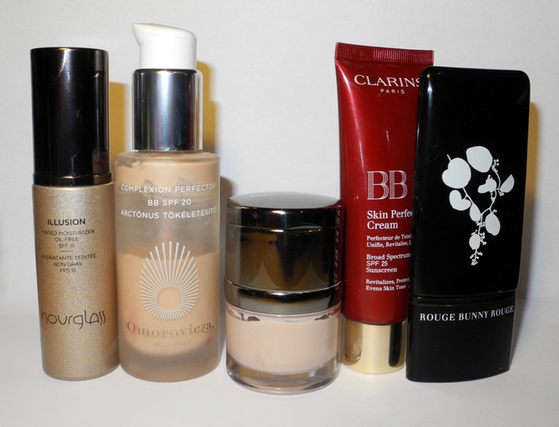My top 5 BB creams tinted moisturizers and foundations