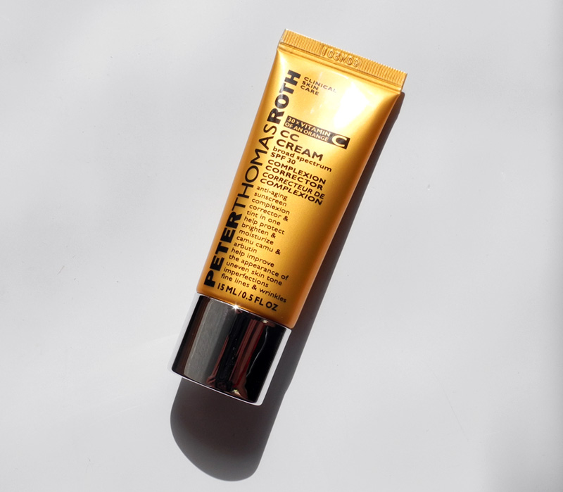Peter Thomas Roth CC Cream Broad Spectrum SPF 30 Complexion Corrector Review