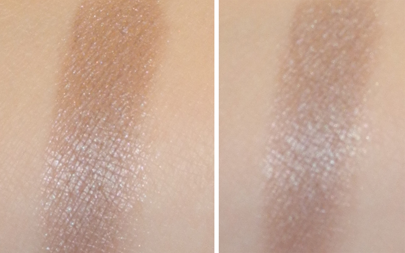 Rouge Bunny Rouge Eye Shadow in Solstice Halcyon Review and Swatches rave