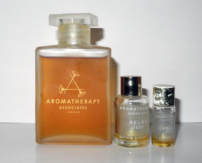 Aromathepary Assosiates Deep Relax Bath and Shower Oil all sizes