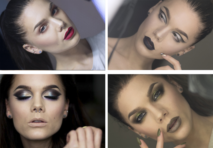 Beauty Inspiration Make-Up Artist Linda Hallberg
