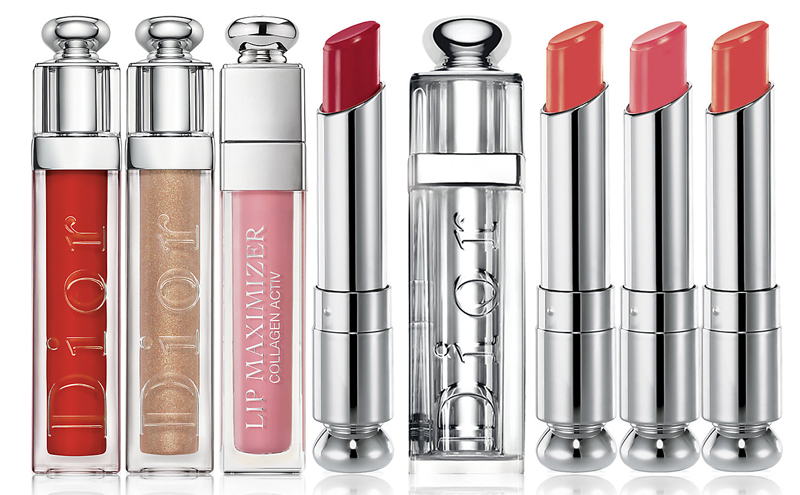 Dior Transatlantique Makeup Collection for Summer 2014 lip products