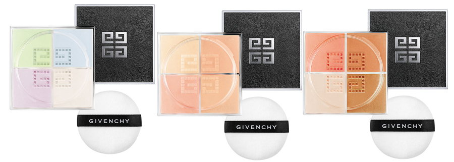 Givenchy Prisme Libre loose powder shades