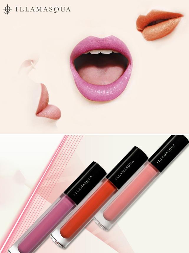 Illamasqua Makeup Collection for Summer 2014 matte lip liquid