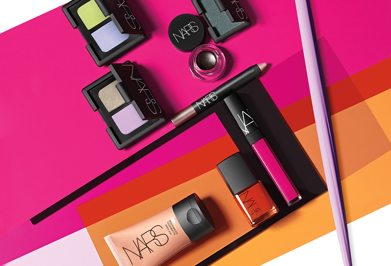 NARS Adult Swim Makeup Collection for Summer 2014 products
