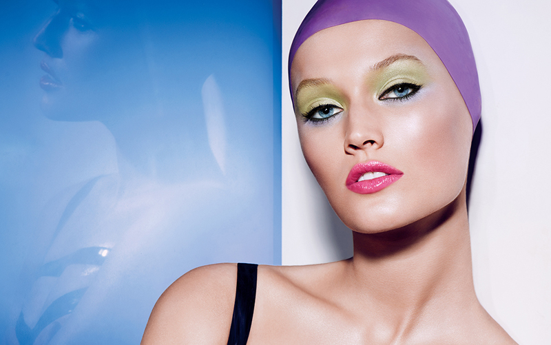 NARS Adult Swim Makeup Collection for Summer 2014 promo