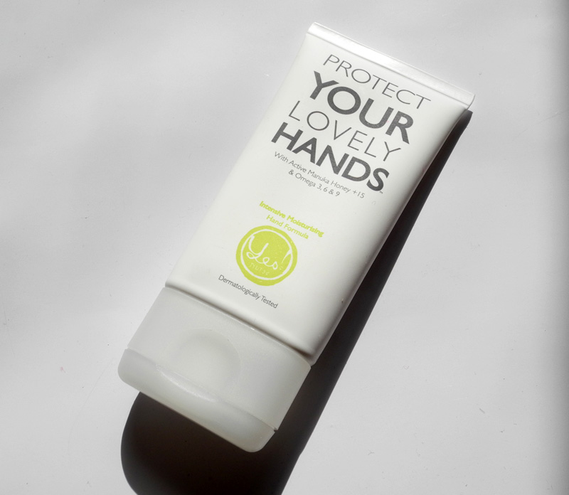 Yes! Nurse Protect Your Lovely Hands Intensive Moisturising Hand Cream Review