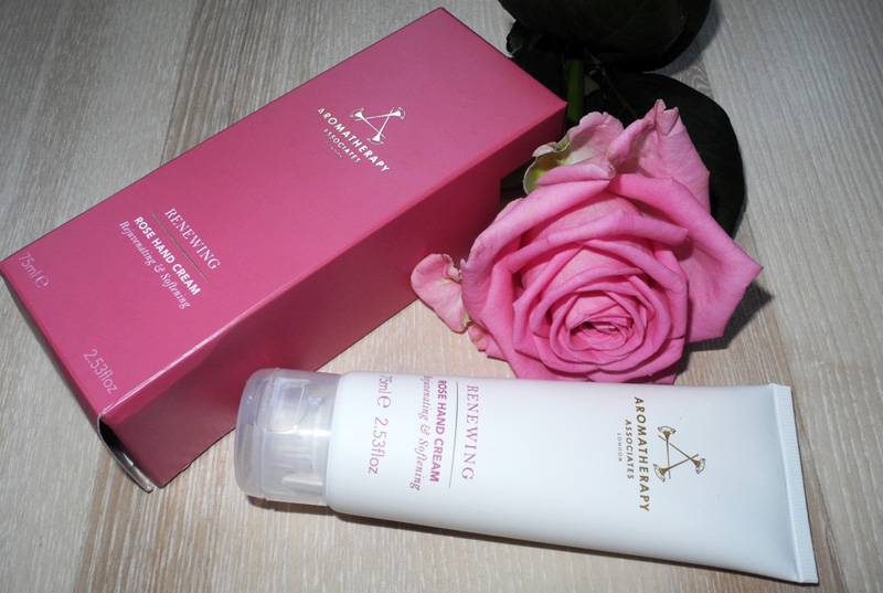 Aromatherapy Associates Renewing Rose Hand Cream Review