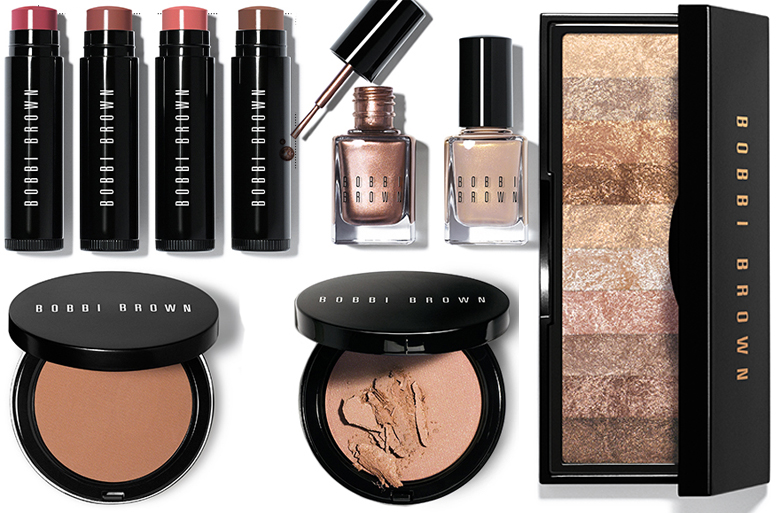Bobbi Brown Raw Sugar Makeup Collection for Summer 2014 products