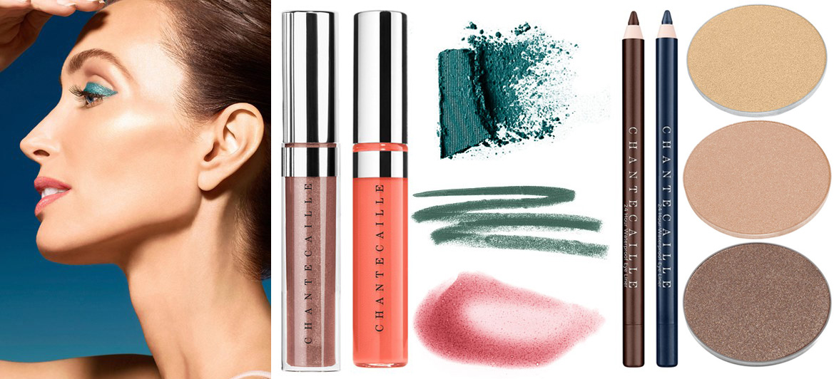 Chatecaille Makeup Collection for Summer 2014