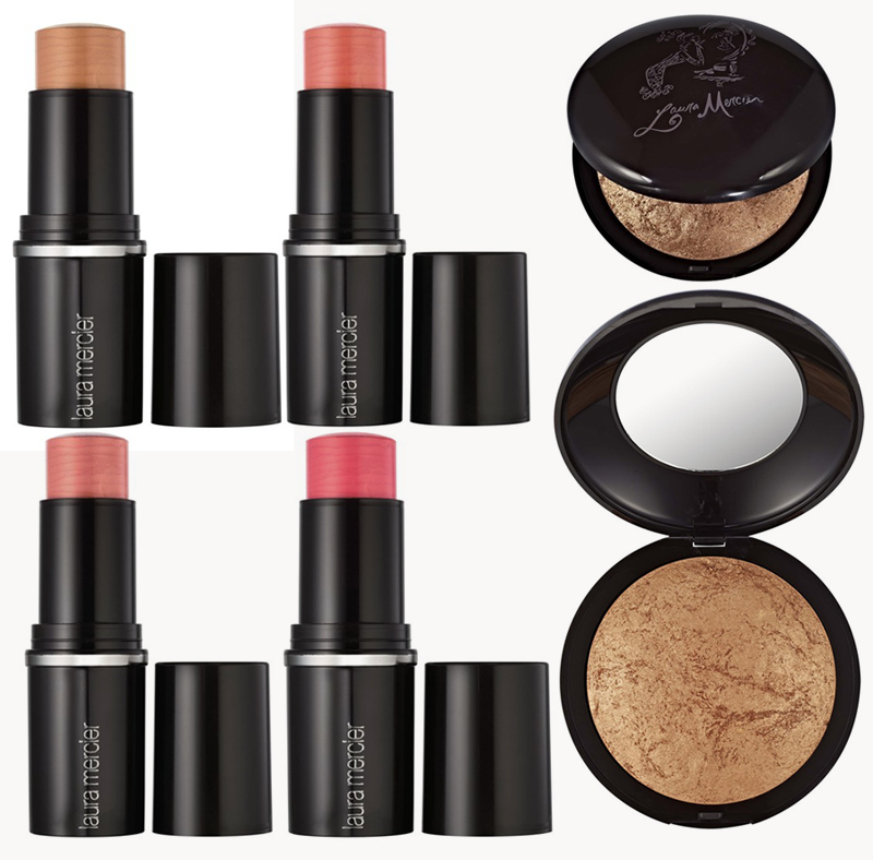 Laura Mercier Bonne Mine Face Stick Colors and Body Bronzer summer 2014
