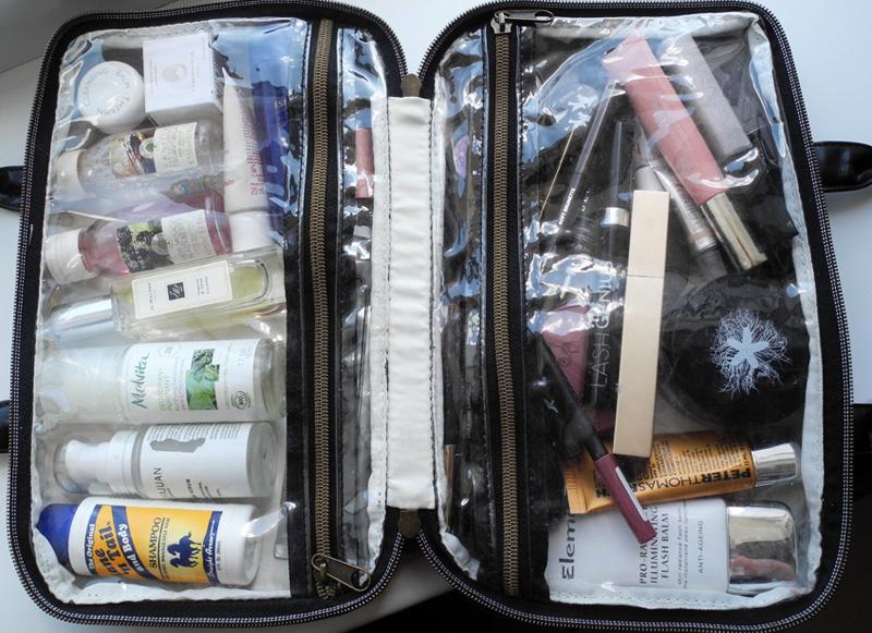 Makeup and beauty travel makeup bag makeup4all may 2