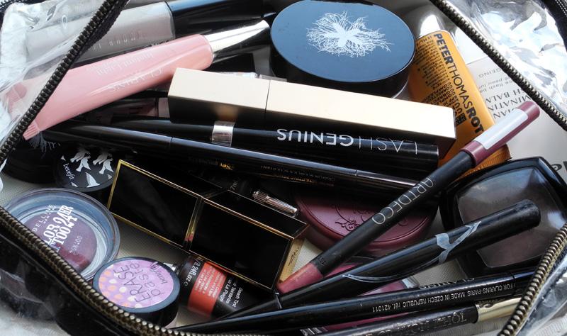 Makeup and beauty travel makeup bag makeup4all may