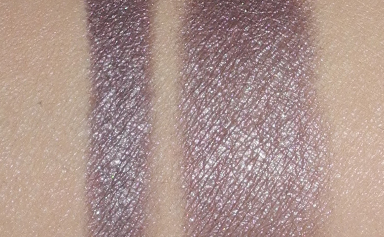 Rouge Bunny Rouge Eye Shadows in Delicate Hummingbird Review and Swatches 1