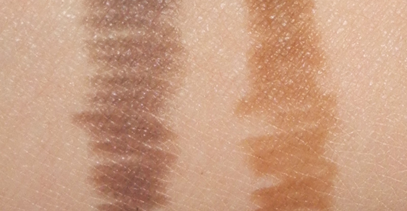 Shavata Double Ended Eyebrow Pencil Review and Swatches 1