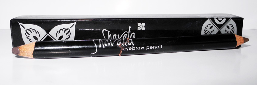 Shavata Double Ended Eyebrow Pencil Review and Swatches
