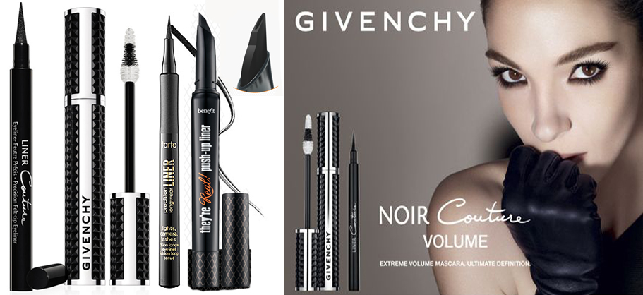 Summer 2014 New Eye Liners Givenchy, Benefit and tarte