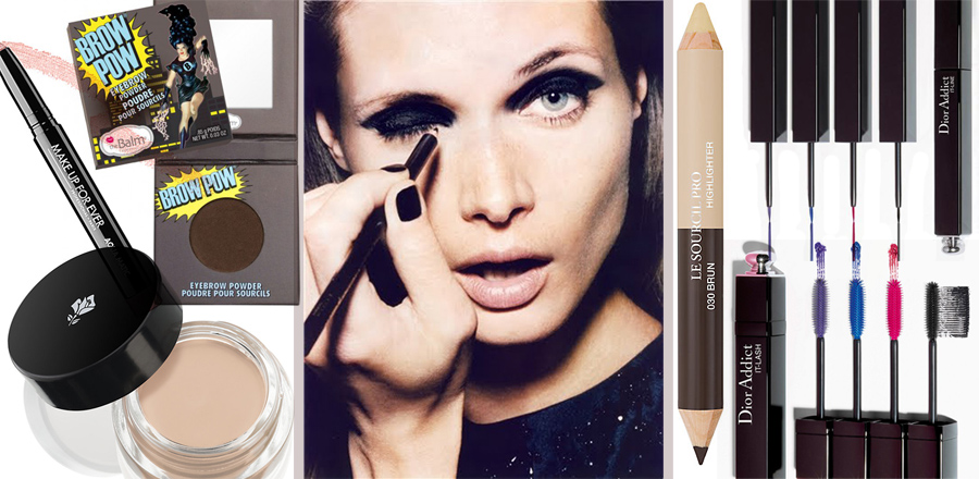 Summer 2014 eye products Make Up For Ever, theBalm, Lancome, Dior