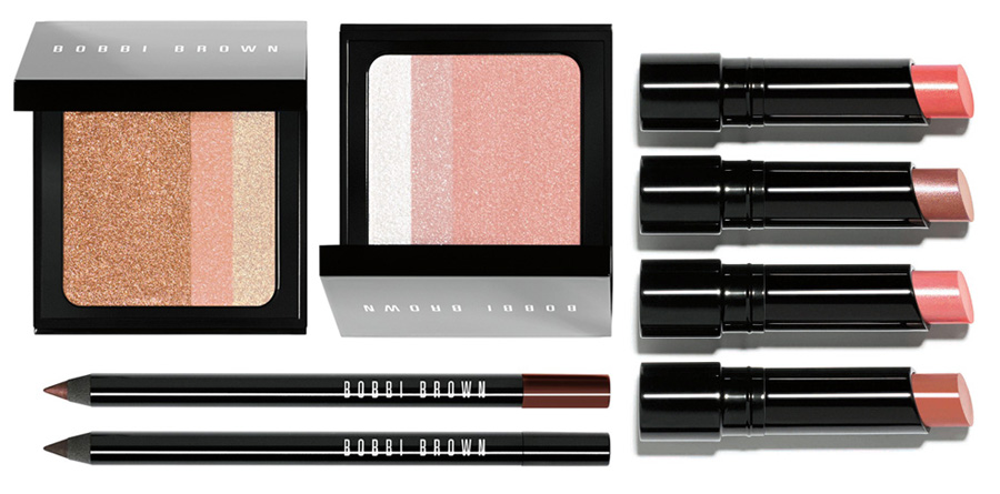 Bobbi Brown Surt & Sand Makeup Collection for Summer 2014 products