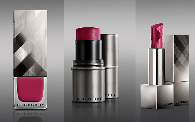Burberry Summer Showers Makeup Collection for Summer 2014 Pink Azalea