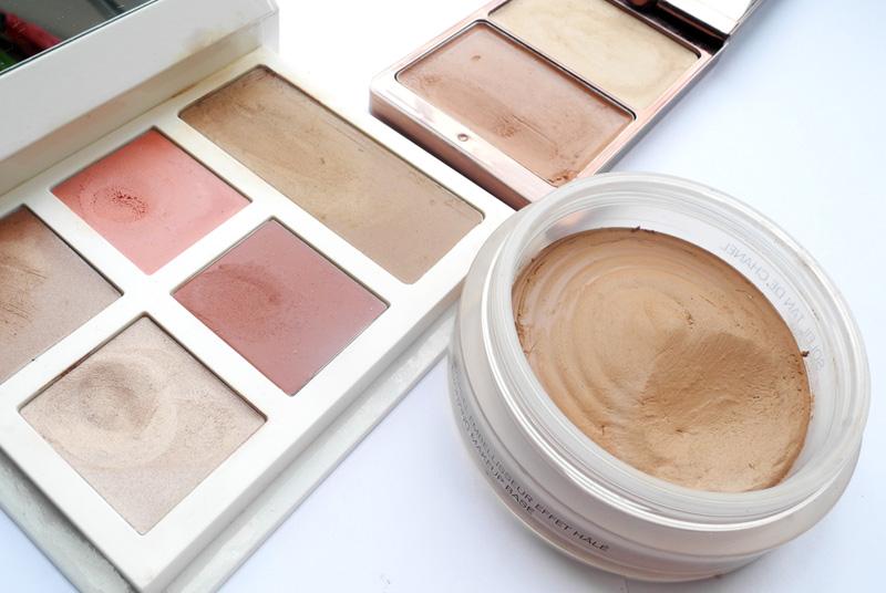 Cream Bronzers Chanel, Laura Mercier and Sienna X