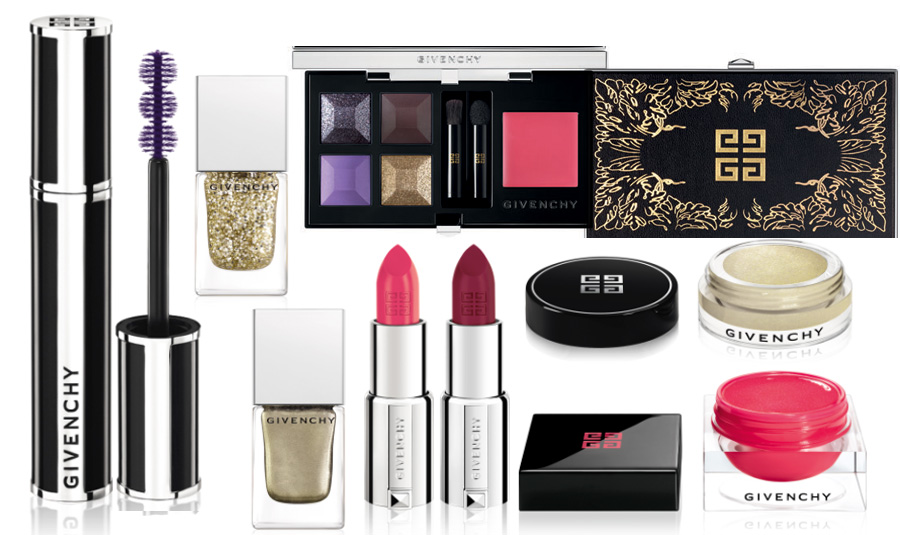 Givenchy Extravaganzia Makeup Collection for Autumn 2014 products