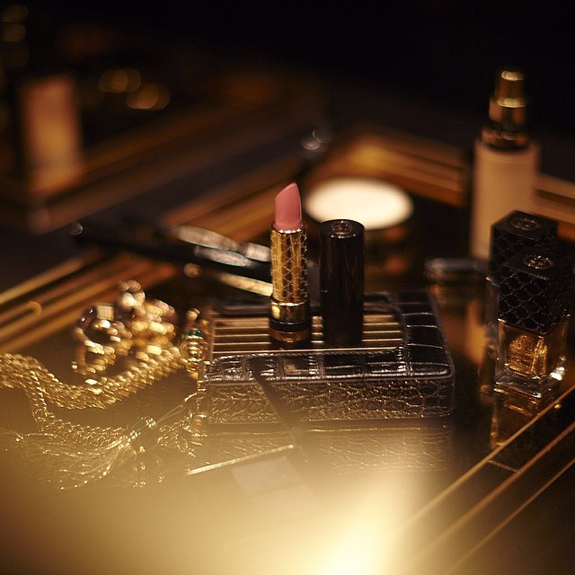 Gucci makeup beauty line preview  fall 2014 1