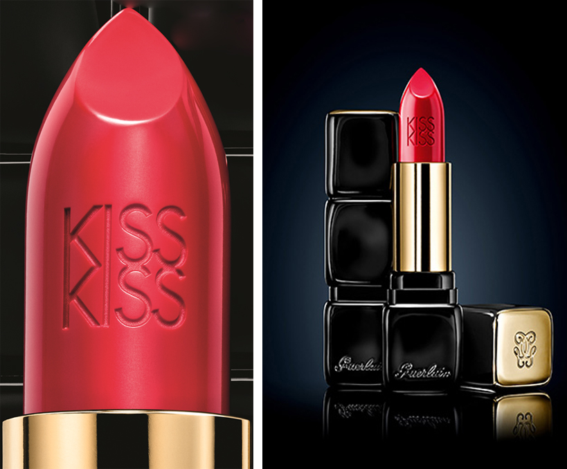 Guerlain KissKiss Lipstick for Autumn 2014