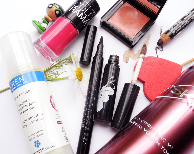 June Beauty Favourites makeup4all rouge bunny rouge REN Maybelline 111skin