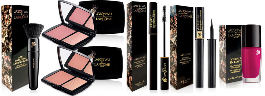 Lancome Makeup Collection for Fall 2014 blush nail polish mascara
