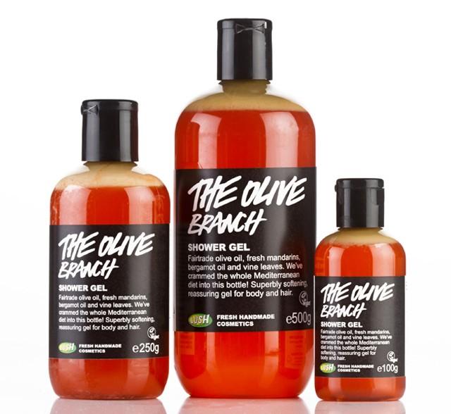 Lush Olive Brunch Shower Gel Review