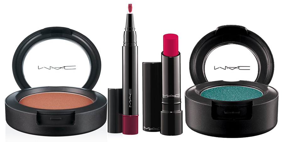 MAC Moody Blooms Makeup Collection for Autumn 2014 products