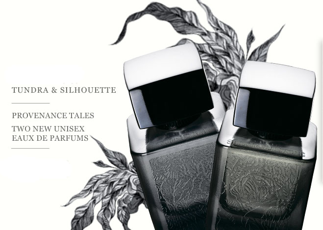Rouge Bunny Rouge Provenance tales collection Tundra and Silhouette