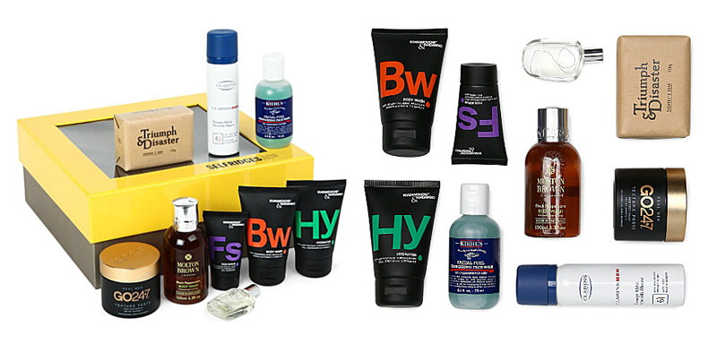 Selfridges Men's Grooming Box