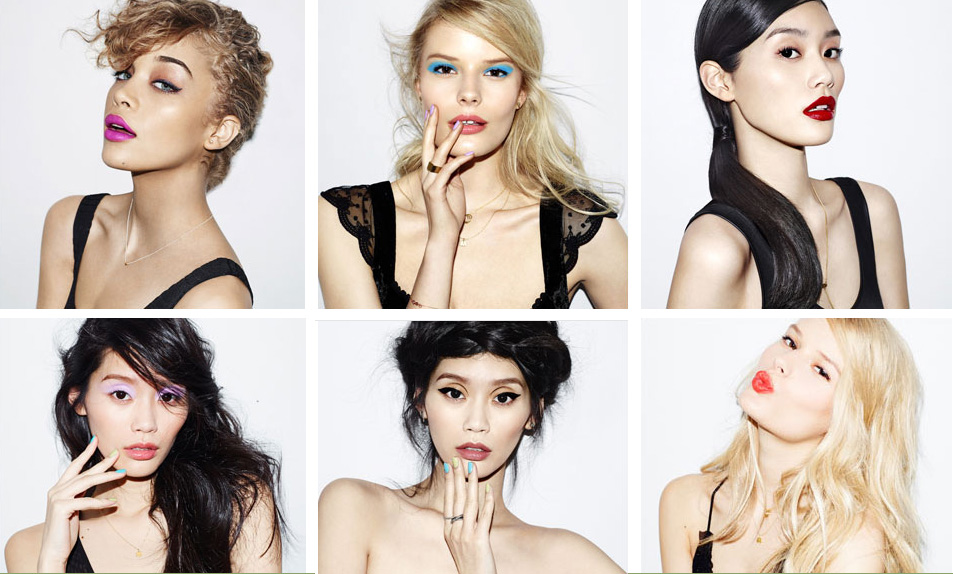 beauty and makeup inspiration bloomingdales
