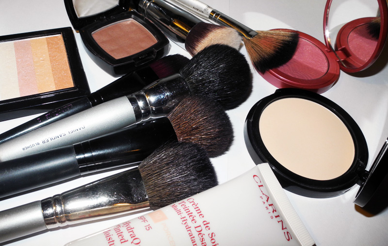 Brushes top 6 Makeup4all Daniel Sandler Rouge Bunny Rouge Lancome Sigma Japonesque Trish McEvoy