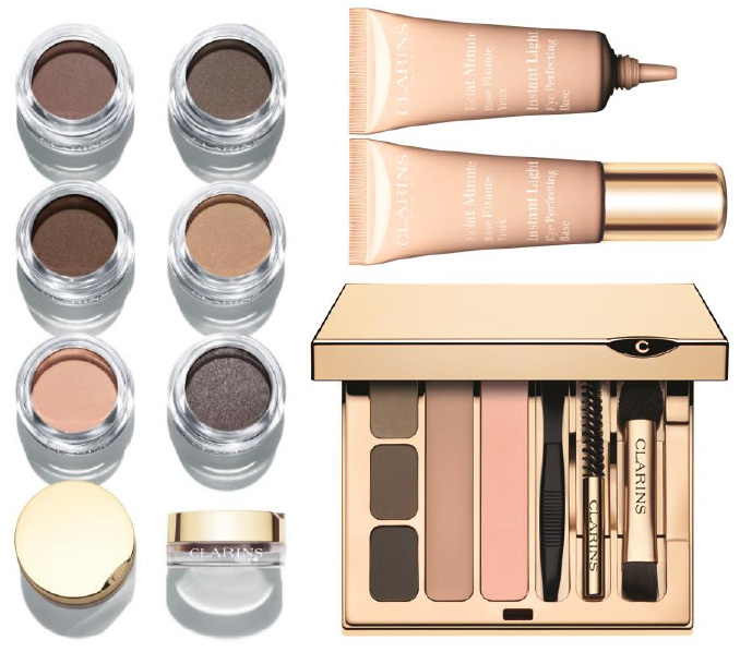 Clarins Ladylike Makeup Collection for Autumn 2014
