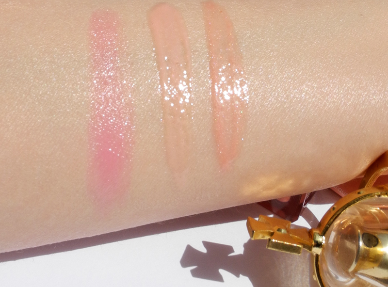 Clarins Must Have 3 Pink Lip Products