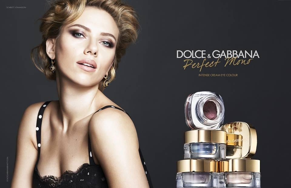Dolce&Gabbana Make Up  Prefect Mono Intense Cream Eye Shadows