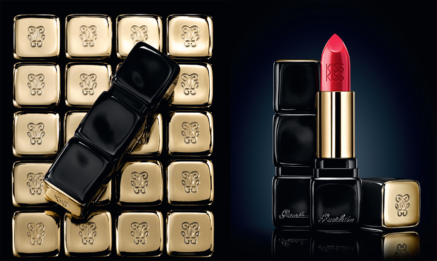 Guerlain KissKiss Makeup Collection for Autumn 2014 lipstick