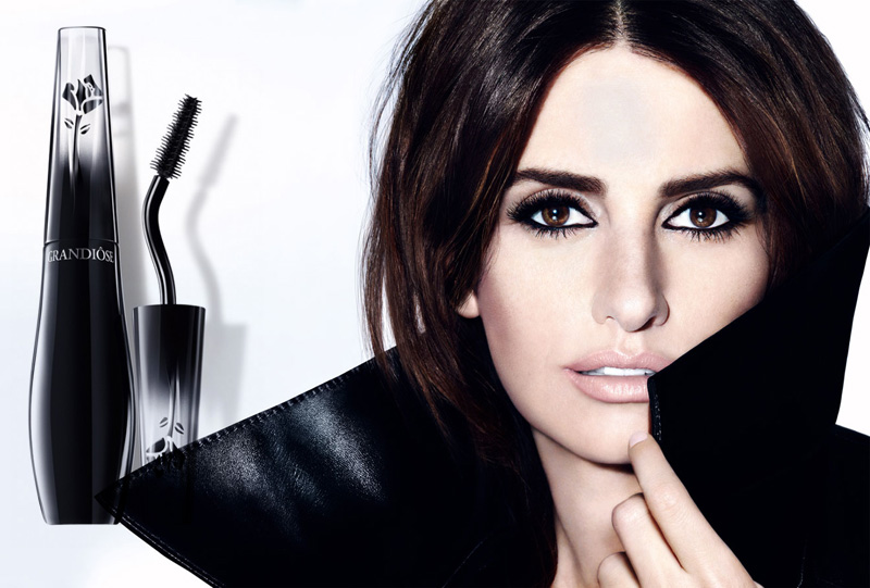 Lancome Grandiôse Mascara with Penelope Cruz