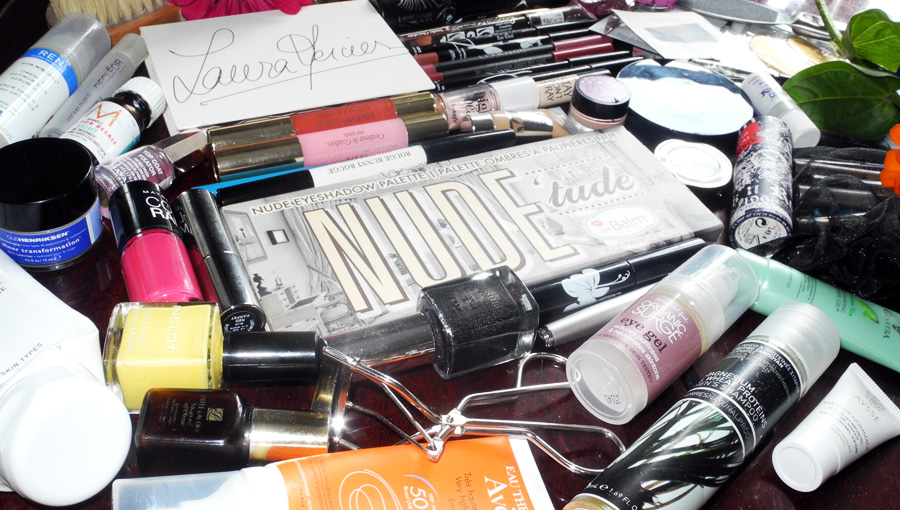 Makeup and beauty products for travelling makeup4all