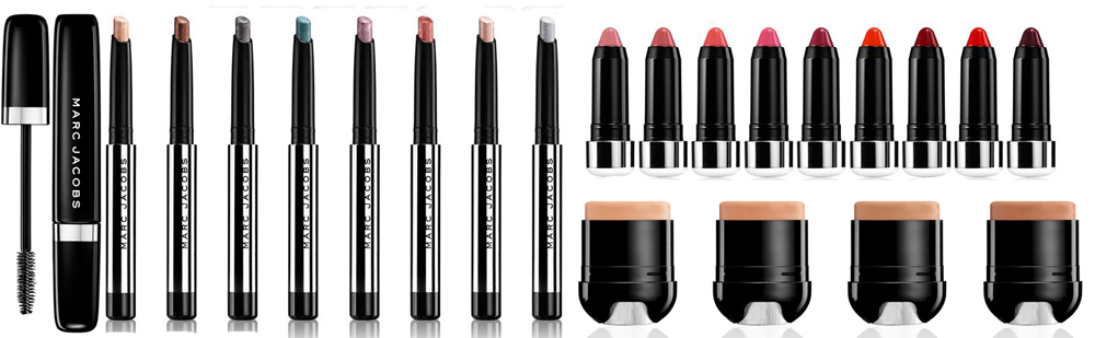 Marc Jacobs Makeup Collection for Fall 2014 products
