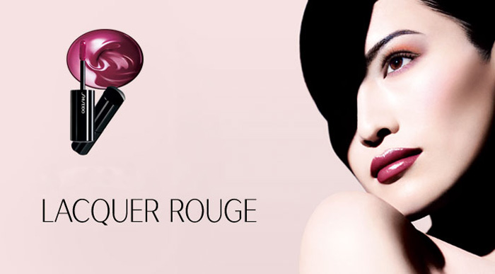 Shiseido Makeup Collection for Fall 2014 Lacquer Rouge