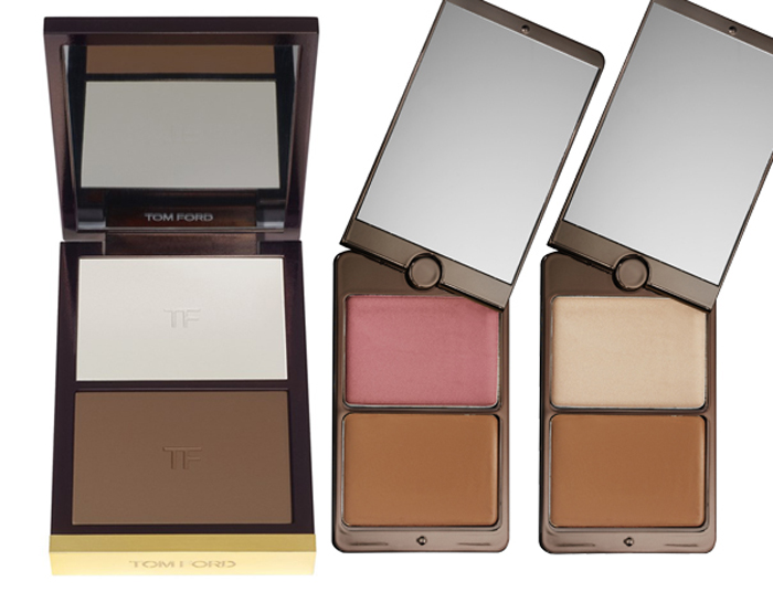 Tom Ford Shade & Illuminate and Hourglass Illume Creme-To-Powder Bronzer Duo