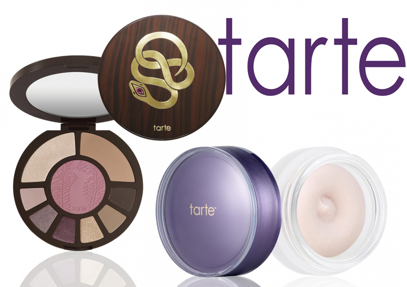 tarte Rainforest After Dark Makeup Collection for Fall 2014 promo