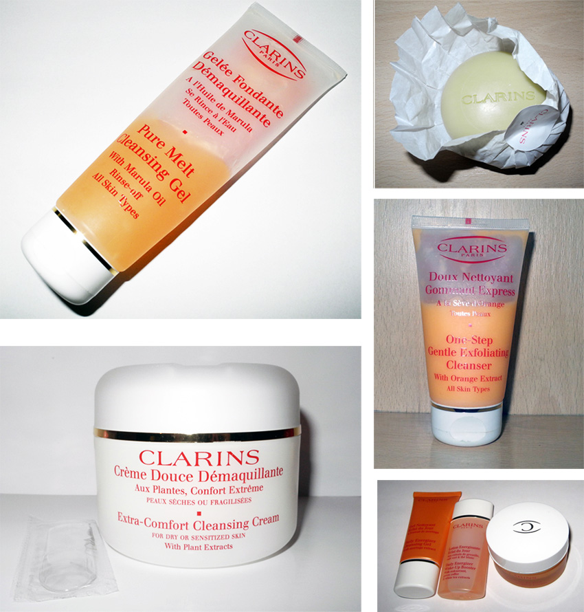 Clarins French Skincare Cleansers Review Makeup4all