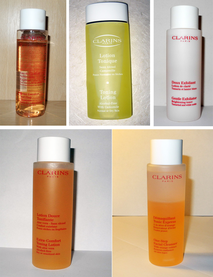 Clarins French Skincare Toners Review Makeup4all