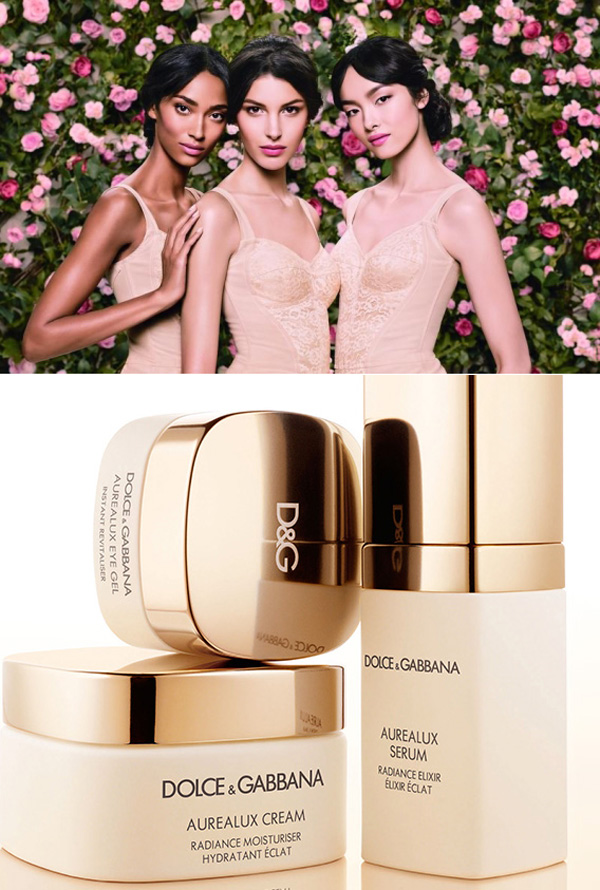 Dolce & Gabbana Skincare promo and line makeup4all