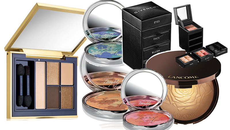 Estee lauder, byTerry, Givenhcy, Lancome summer and fall makeup products 2014